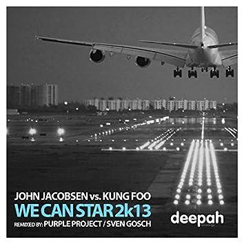 We Can Star 2k13 (John Jacobsen vs. Kung Foo)