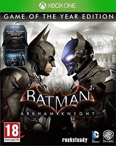 Batman Arkham Knight - édition jeu de l'année