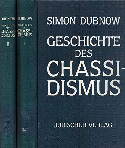 Geschichte des Chassidismus