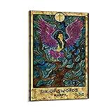 TIANDAO Minor Arcana Tarotkarten-Poster – Birdman,