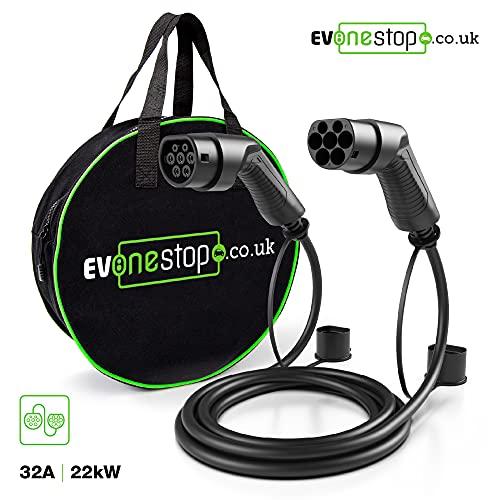 EV/Cable de Carga para vehículos eléctricos   Tipo 2 a Tipo 2...