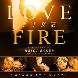Couverture de Love Like Fire