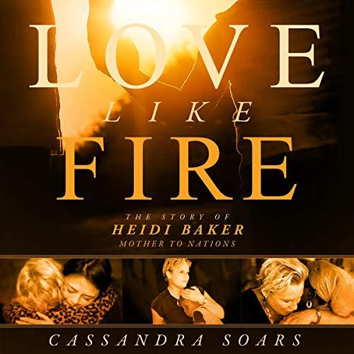 Love Like Fire audiobook cover art