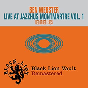 Live at Jazzhus Montmartre, Vol. 1