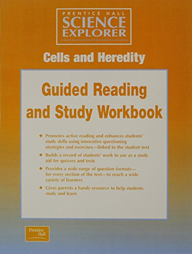 SCIENCE EXPLORER 2E GUIDED STUDY WORKBOOK STUDENT ED CELLS & HEREDITY   2002C