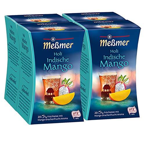 Meßmer Indischer Holi Drachenfrucht-Mango 4er Pack