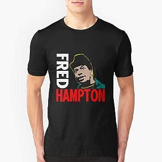 FRED HAMPTON Slim Fit TShirtT shirt Hoodie for Men, Women Unisex Full Size.