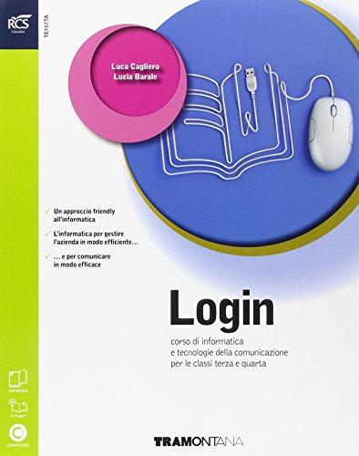 Login. Con Extrakit-Openbook. Per le Scuole superiori