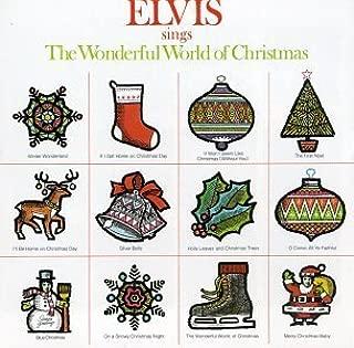 Elvis Sings The Wonderful World of Christmas (Vinyl Record)