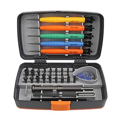 kit de herramientas de reparación de computadoras Destornillador Magnético Conjunto De Equipos Manuales Mini Indicaciones Destornillador De Precisión Teléfono Móvil Embalos De Computadora Reloj Reloj