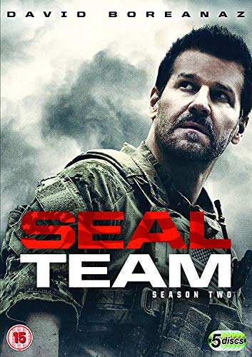 DVD5 - Seal Team: Season 2 (5 DVD)
