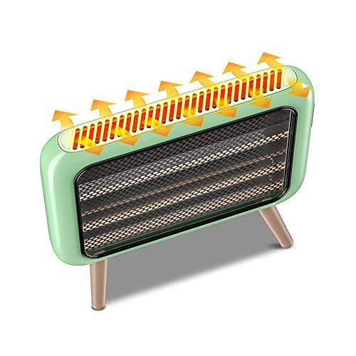 WCY Space Heater mit Fernbedienung, 3 Stufen Temperatureinstellung 15 Stunden Timing, Badezimmer wasserdichte Carbon-Faser-Ventilator Heizung, Konvektion Heizkörper, Fern yqaae (Color : Standard)