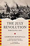 The July Revolution: Barcelona 1909 (English Edition)