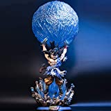 Dragon Ball Figuras De Anime Bomba De Vitalidad Son Goku Figuras De Acción Model Doll para Fotografía, Afición Y Colección PVC - 20,1 Pulgadas