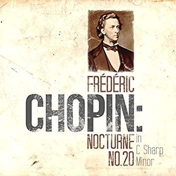 Nocturne No. 20 in C Sharp Minor, Op. posth - Single
