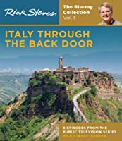 Rick Steves' Italy Through the Back Door Blu-ray (The Blu-Ray Collection)