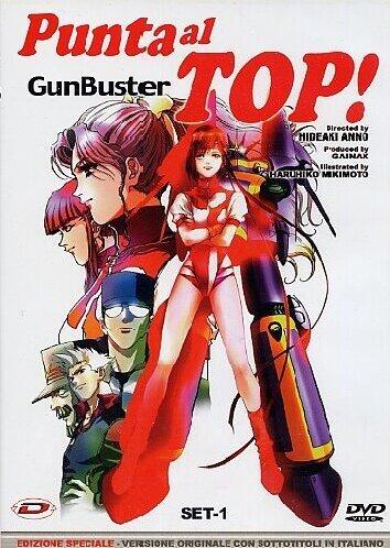 Punta Al Top! Gunbuster - Serie Completa (Sub) (2 Dvd)