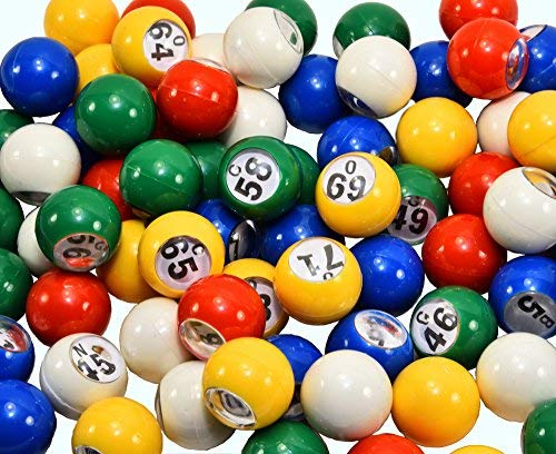 Bingo Cage Game Set Deluxe Metal Regal Games Plastic Masterboard 75 Balls