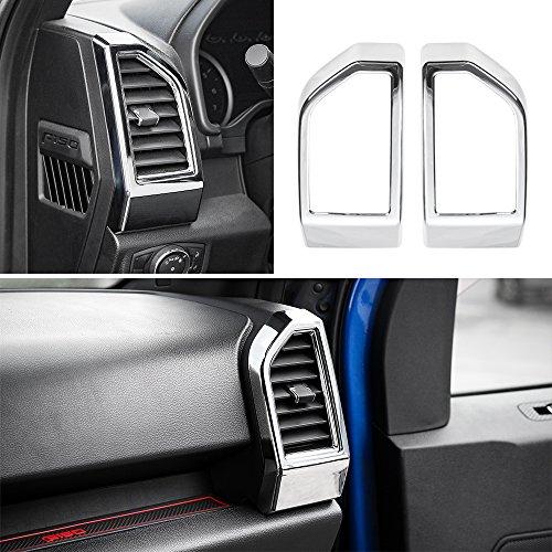 3M X 6Mm Black U Style Flex Trim Moulding For Interior Edge Vent Grille Panel for Chevrolet Tahoe