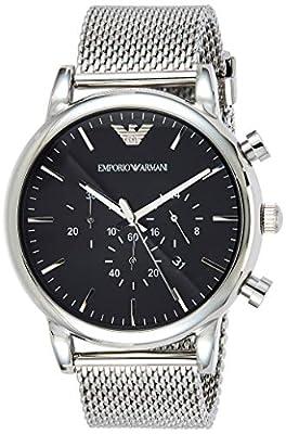 Emporio Armani Herren-Uhr AR1808 zum Best Preis.