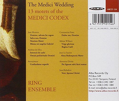 The Medici Wedding - 13 Motets