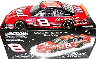 dale jr raced version diecast