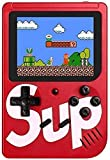 DIOLTY Sup Classic 400-in-1 Digital Video Port Game Console with Battery Handheld Console