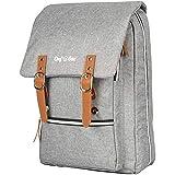 Chef Knife Bag Vintage Backpack | 30+ Pockets for Knives & Kitchen Utensils Tools | Large Pockets...
