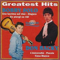 Bobby Solo / Don Backy: Greatest Hits