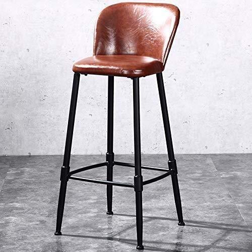 WWWWW-DENG barkruk, hoge stoelen, eetkamerstoel, keuken, werkstoel en zitting bekleed, 330 lb, capaciteit barkruk