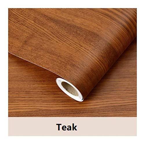 Diy Küchenschrank Möbel Dekoration Film Selbstklebende Holzmaserung Vinyl Tapete Modernes Wohnzimmer Pvc Wasserdichte Dekoration Hauptbild Stil 3 * 0,6M