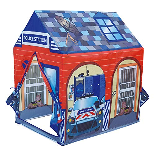 Charles Bentley Police Station/Policeman Play Tent/Wendy House/Playhouse/Den