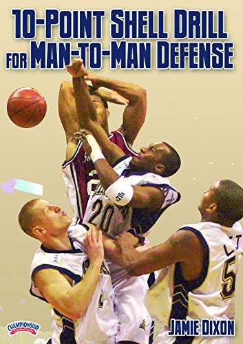 Jamie Dixon: 10-Point Shell Drill for Man-to-Man Defense (DVD)