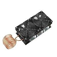 XueQing Pan 誘導加熱モジュールの高周波数暖房機メタルヒーター+ 48Vコイル