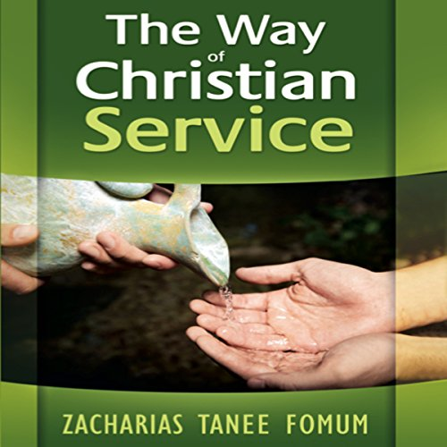 The Way of Christian Service audiobook cover art