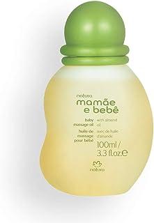 Baby massage oil - Mamãe e Bebê - 100ml