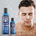 Charcoal Face Wash for Men- Scrub Away Dirt and Toxins - Cleanse, Purify and Refresh - Daily Charcoal Facial Cleanser 6