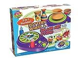 Small World Toys Creative - Pottery Wheel and Splash Art Studio