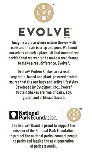 Evolve Protein Shake Vanilla Flavor