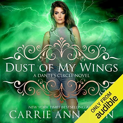 Dust of My Wings audiobook cover art