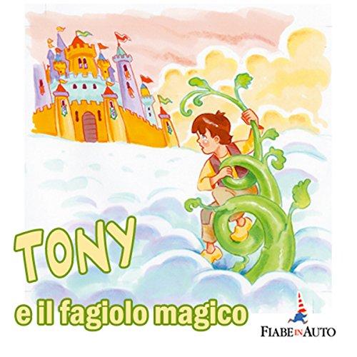 Tony e il fagiolo magico copertina