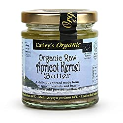 A delicious and nutritious spread Made from finely ground sweet apricot kernels and brazil nuts Low sodium content and saturated fats Cool milled below 44 degree Celsius from organic raw Turkish sweet apricot kernels Excellent as a spread on toast or...