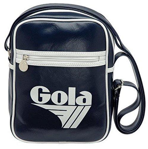 Gola Bronson Mini Cub940new-nw Herren Tasche Dunkelblau 36x27x7