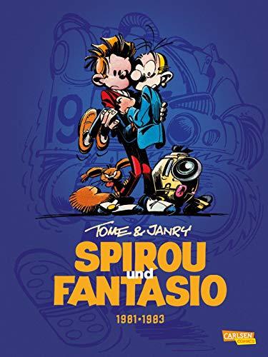 Spirou und Fantasio Gesamtausgabe 13: 1981-1983 (13)