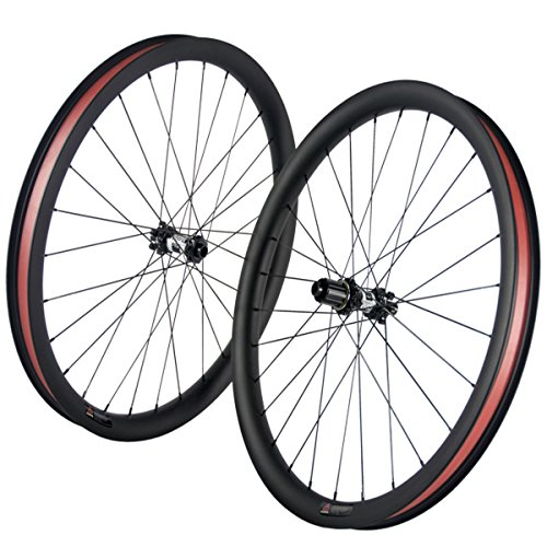 Carbon Fiber Mountain Bike Wheelset
