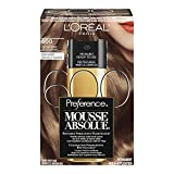 L'Oreal Paris Superior Preference Mousse Absolue, 600 Pure Light Brown