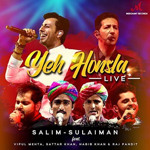Salim-Sulaiman feat. Vipul Mehta, Sattar Khan, Habib Khan & Raj Pandit