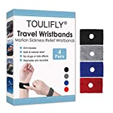 Travel Wristbands,Travel Motion Sickness Relief Wrist...