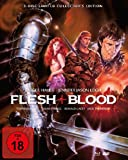 Flesh + Blood (Mediabook, 2 DVDs + Blu-ray) [Limited Collector's Edition]