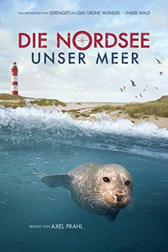Die Nordsee – Unser Meer cover